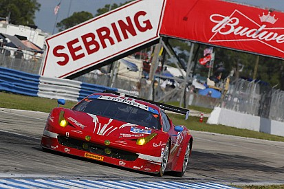 Scuderia Corsa perseveres for podium at Sebring