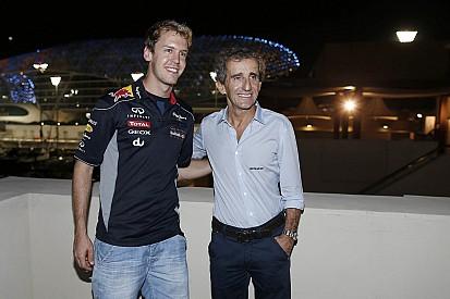 """Prost - """"Il faut redonner une crédibilité à la F1"""""""