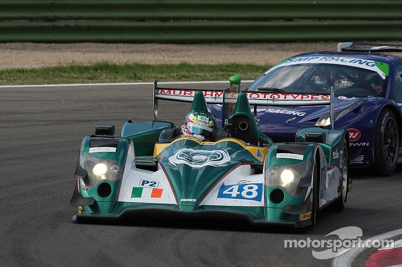 Murphy LMP2 anuncia sus pilotos en ELMS