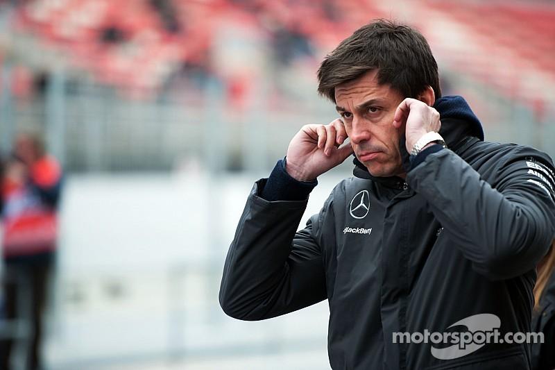 Wolff - Mercedes est ouvert d'esprit concernant de possibles changements