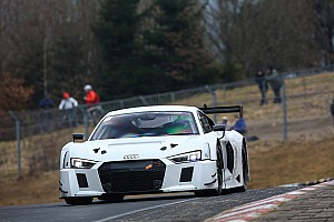 VLN Breaking news Audi reveals R8 team and driver line-ups