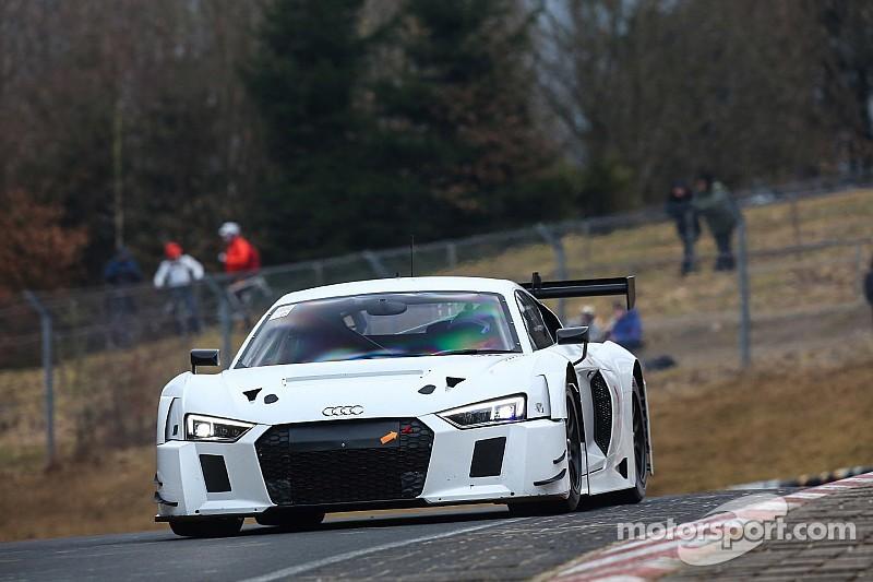Audi reveals R8 team and driver line-ups