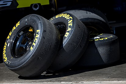 NASCAR's checks and balances include tires