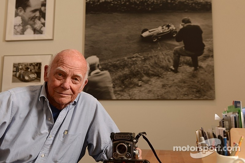 В Москве пройдет выставка знаменитого гоночного фотографа