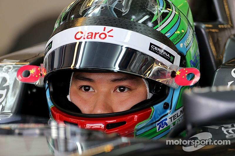 Fong se une a Lotus como piloto de desarrollo