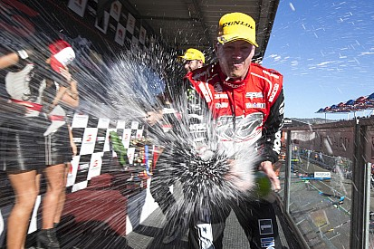 James Courtney is a man on a mission