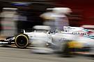 Williams veut ses deux voitures dans les points à Sepang
