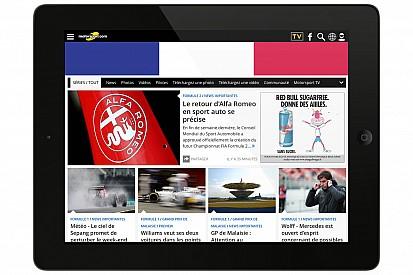 Motorsport.com fait l'acquisition du site ToileF1.com