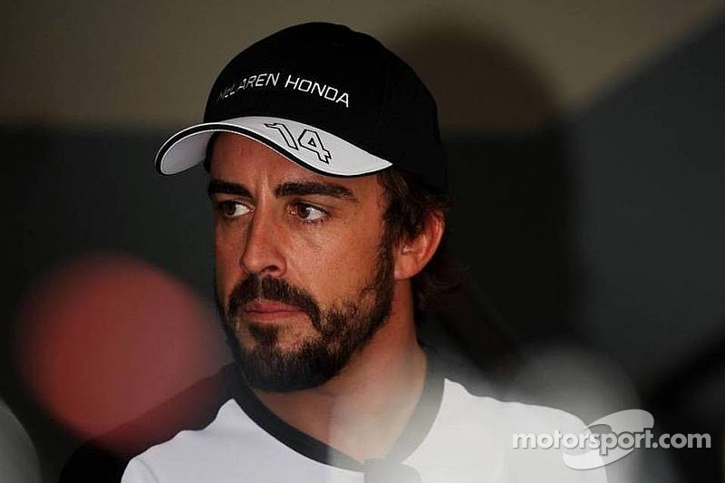 """Alonso admits to """"very challenging moment of my career"""""""
