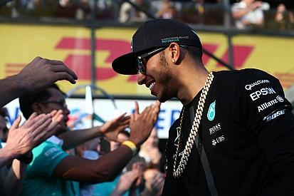 "Red Bull equalisation calls ""funny"" - Hamilton"