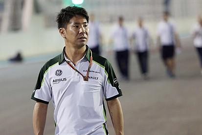 Kobayashi nommé réserviste chez Toyota