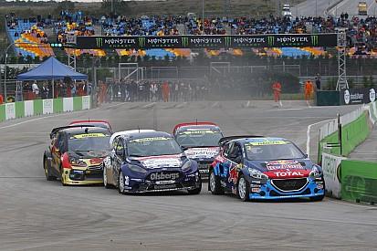 Le Rallycross, un show mondial!