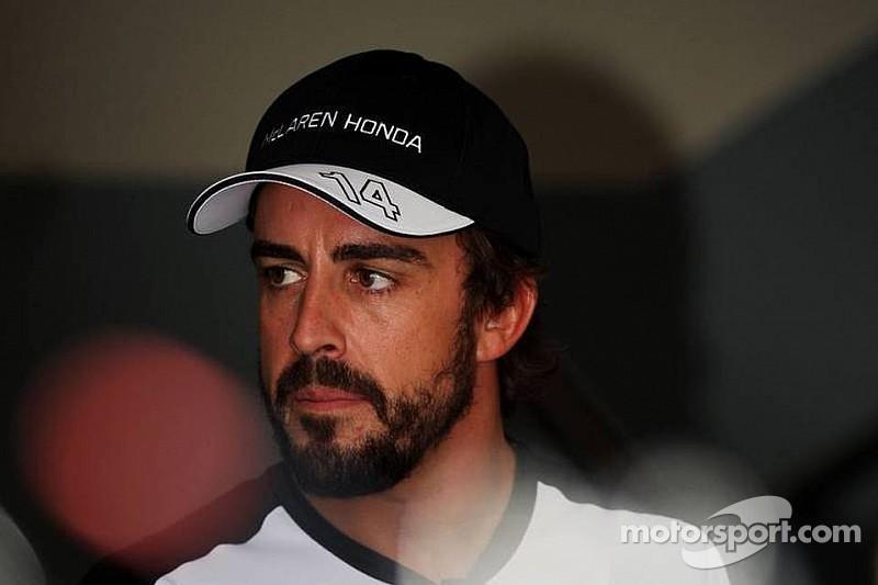 """Un momento muy difícil en mi carrera"": Alonso"