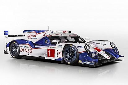 Toyota представила новый прототип LMP1