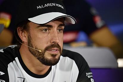Alonso rechaza historias sobre su conmoción cerebral