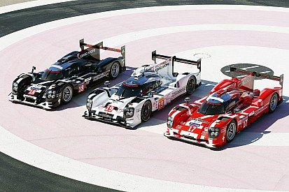 2015 Porsche 919 Hybrid presentation at Paul Ricard