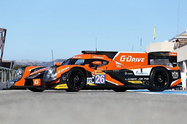Представлен прототип G-Drive Racing для сезона-2015