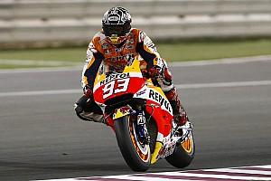 MotoGP Breaking news Marquez sets the pace at MotoGP season opener in Qatar