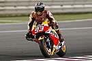 Marquez sets the pace at MotoGP season opener in Qatar