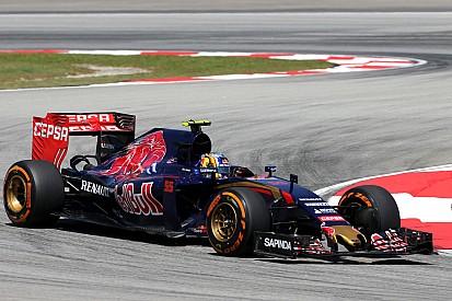Un vendredi difficile pour Toro Rosso