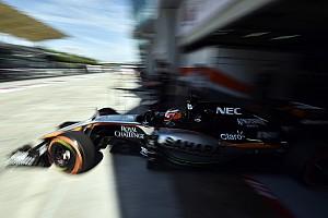 Формула 1 Анонс Force India: не слишком быстро, но позитивно