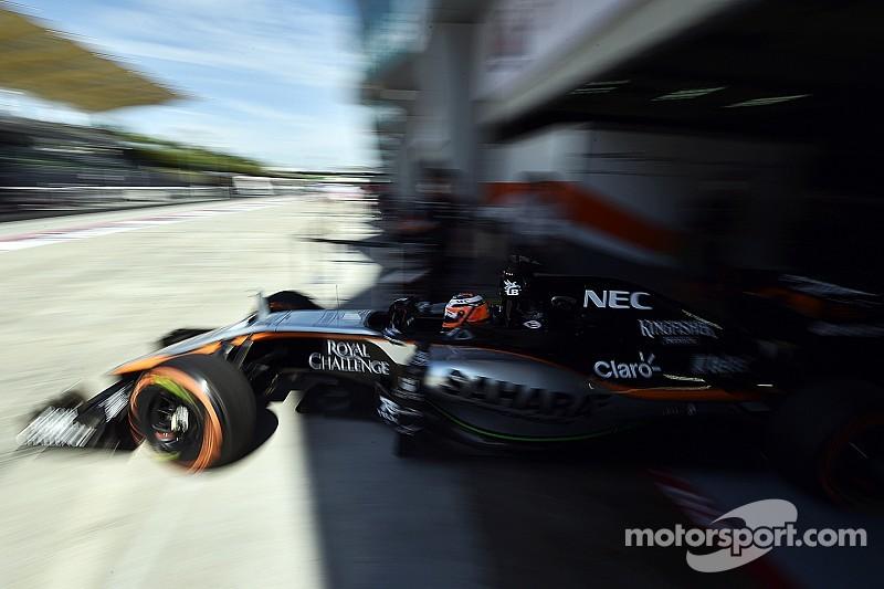 Force India: не слишком быстро, но позитивно