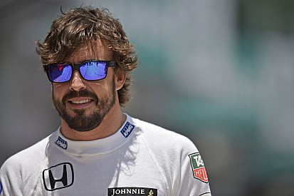 Happy Alonso still not 100 percent fit