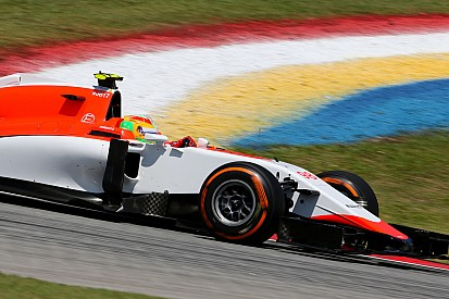 Great to be back on track, says Manor F1 boss Lowdon