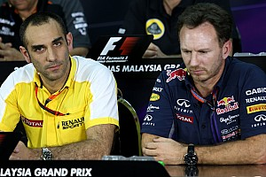 Formula 1 Breaking news Renault admits leaving F1 is a possibility
