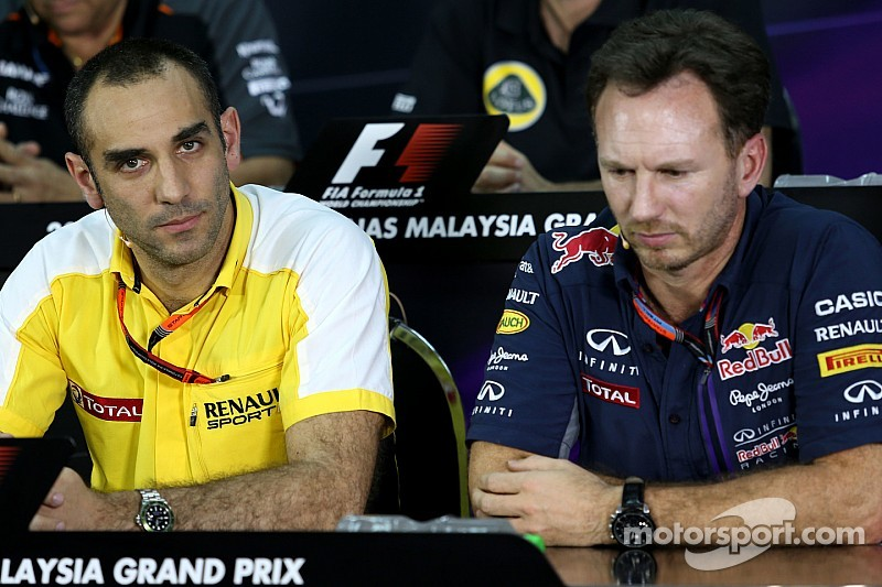 Renault admits leaving F1 is a possibility