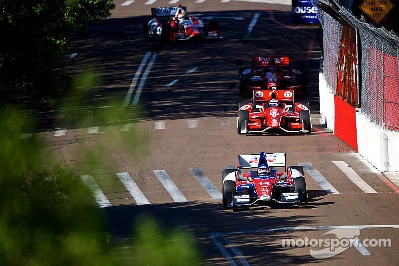 Le programme de l'ouverture IndyCar à St Petersburg