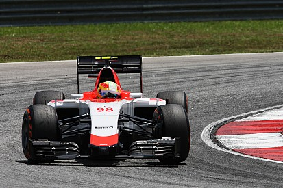 Is Manor back on the right track at last?