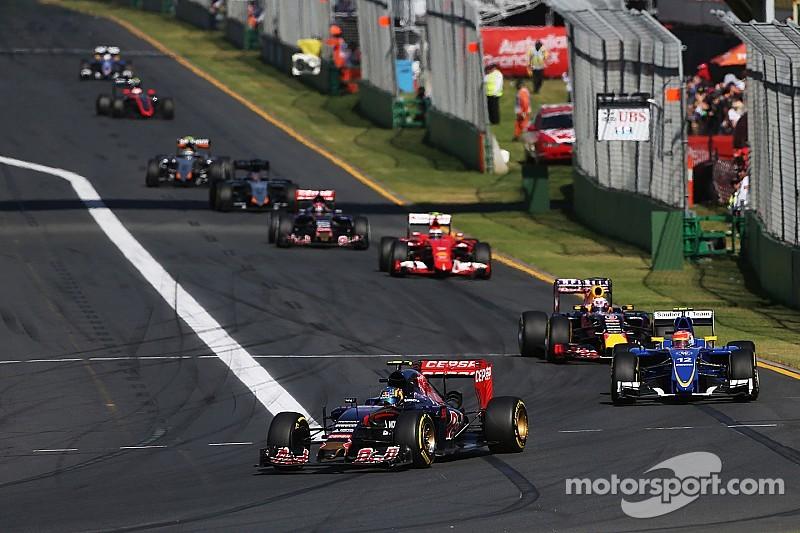 La Fórmula Uno se encamina a aumentar la asignación de motores