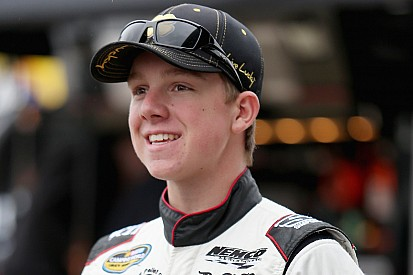 John Hunter Nemechek longs to race full-time