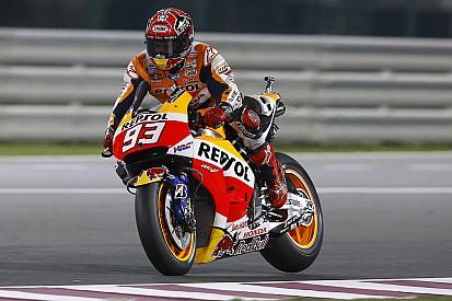 Маркес быстрейший и по итогам 3-й тренировки Гран При Катара