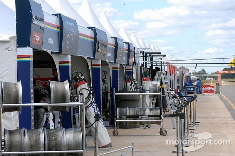 Canapino terminó adelante en el viernes del Súper TC2000