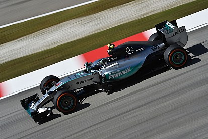 Malaysian Grand Prix FP3 results: Mercedes duo lead the way