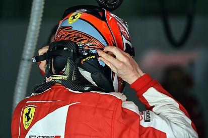 Q2 - L'orage se déverse sur le plateau, Räikkönen piégé