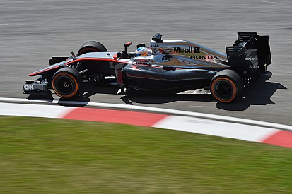 Alonso upbeat despite Q1 exit for McLaren