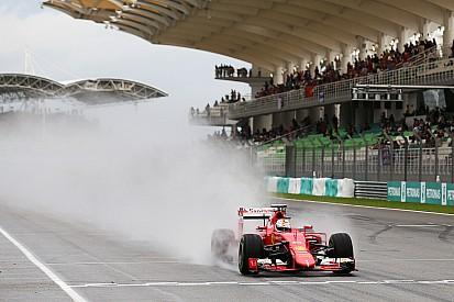Vettel claims Ferrari can win Malaysian GP