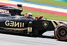 Grosjean recibió una penalización de dos puestos en la grilla