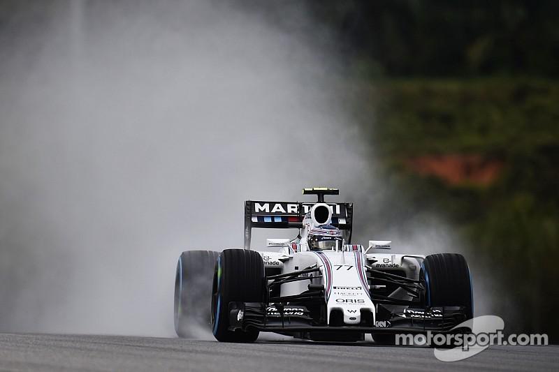В Williams не понимают причин низкого темпа под дождем