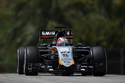 Malaysia GP: Hulkenberg qualified in P13 ahead of Perez in P14