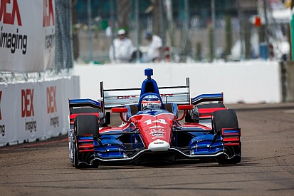 Foyt rises as the strongest Honda team in St. Pete