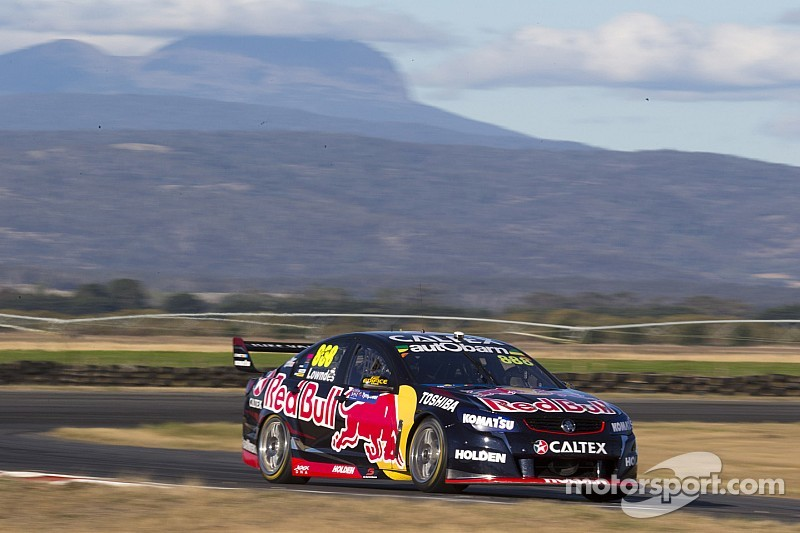 Lowndes takes third straight pole of the weekend