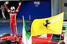 Ferrari déborde de fierté et rend hommage à Maranello