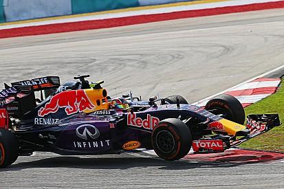 Kvyat rumine le manque de performance de Red Bull