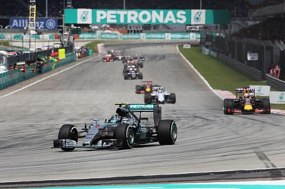 Гран При Малайзии: лучшие круги