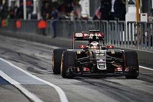 Formule 1 Actualités Maldonado à 4 points d'une suspension
