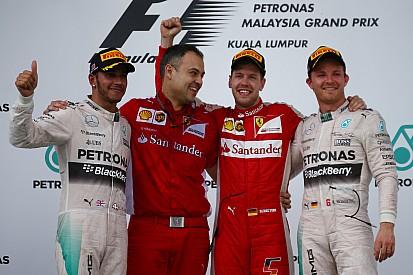 Malaysian GP: Post-race press conference
